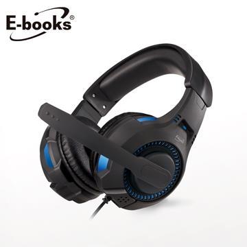E-books S94雷霆頭戴耳機麥克風 E-EPA186
