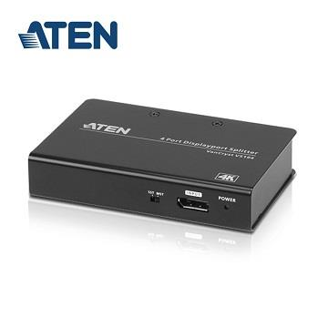 ATEN VS194 4埠4K DisplayPort分配器