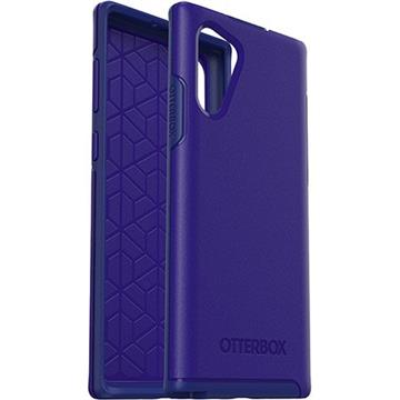 OtterBox Samsung N10+ SymmetryClear殼-藍
