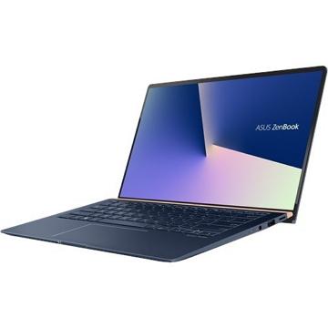 【拆封品】ASUS Zenbook 14 UX433FN-皇家藍 14吋筆電(i5-8265U/MX150/8G/512G)