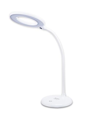 HTT 圓形LED護眼檯燈-白