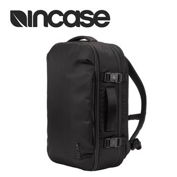 Incase VIA Slim 15吋 可擴充筆電後背包 黑
