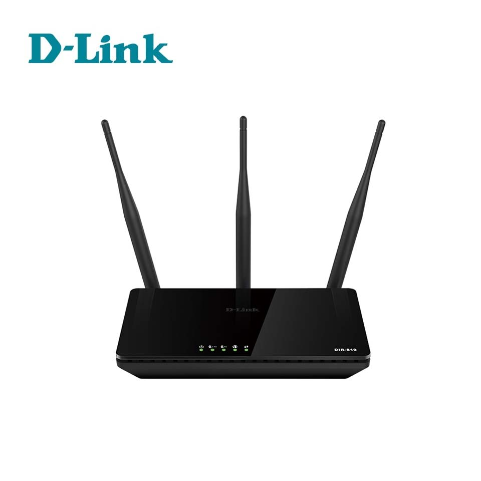 【拆封品】D-Link DIR-819 AC750 雙頻無線路由器