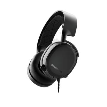 SteelSeries Arctis 3耳麥-黑