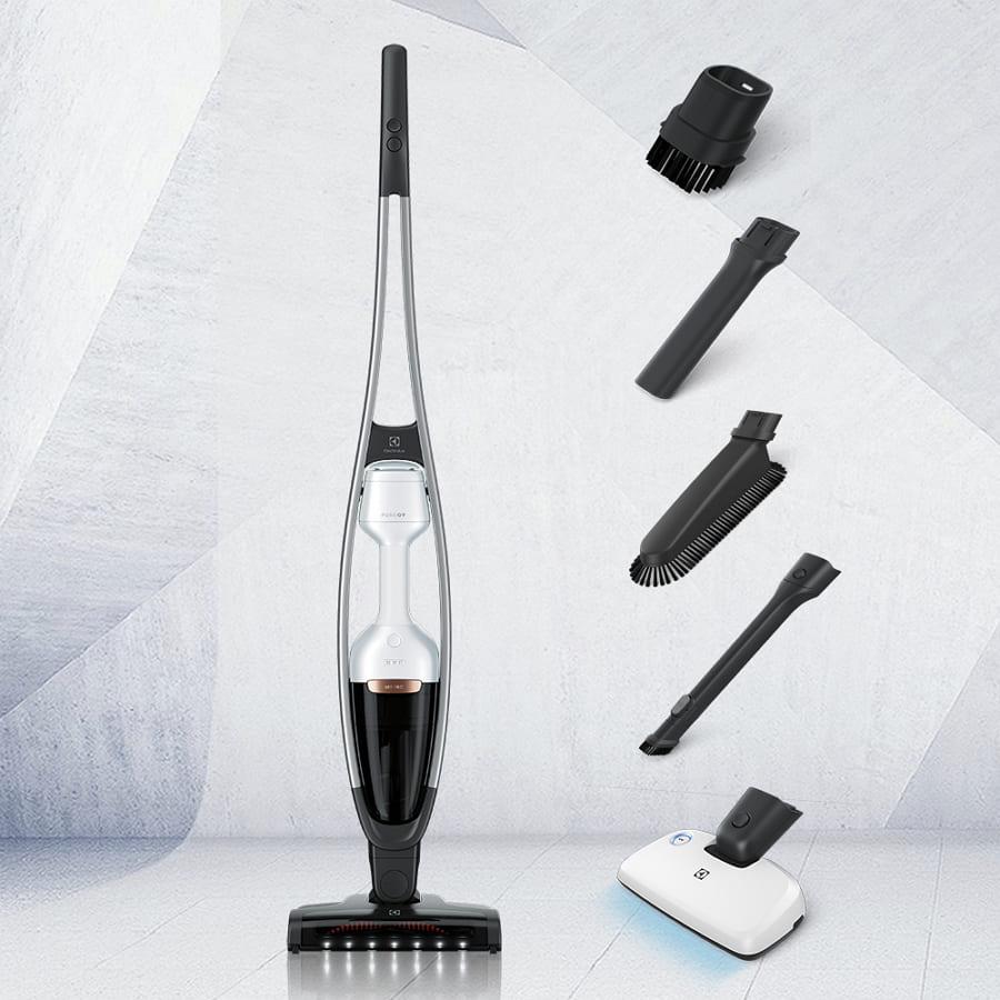 Electrolux Pure Q9強效靜頻無線吸塵器