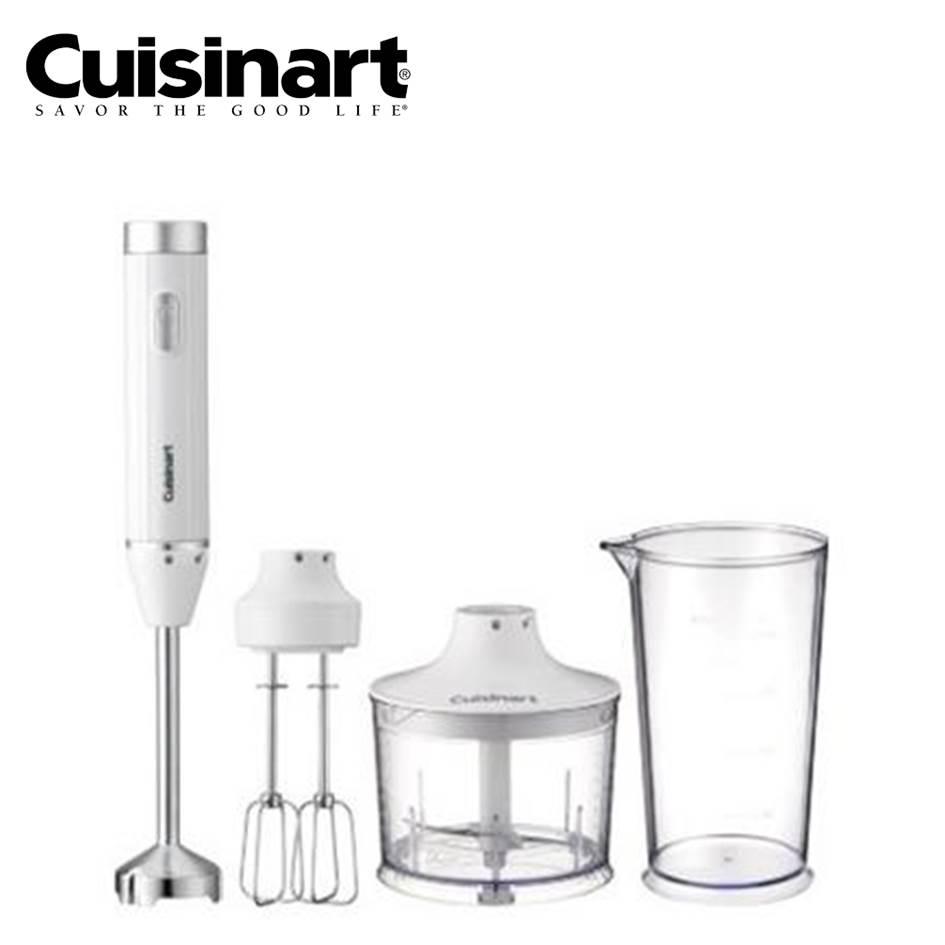 美膳雅Cuisinart 多功能極輕量手持式攪拌調理棒