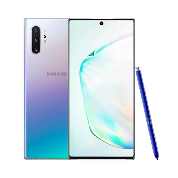 【福利品】SAMSUNG Galaxy Note10+ 12G/256G星環銀