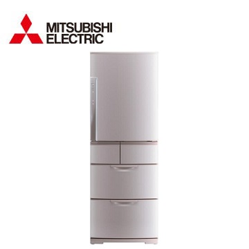 (展示品)三菱MITSUBISHI 525公升 瞬冷凍五門變頻冰箱