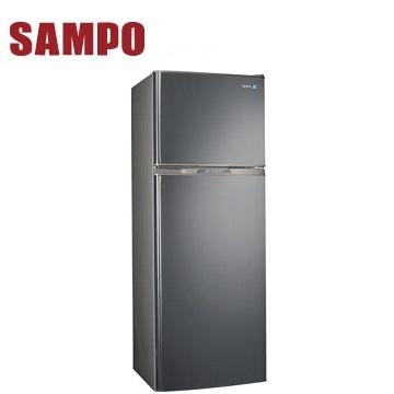 【福利品】展-聲寶 250公升雙門變頻冰箱