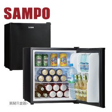 (福利品)聲寶SAMPO 48公升 電子式冷藏箱 KR-UA48C