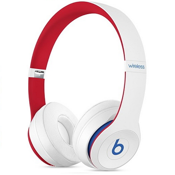 Beats Solo3 Wireless 頭戴式耳機-學院白
