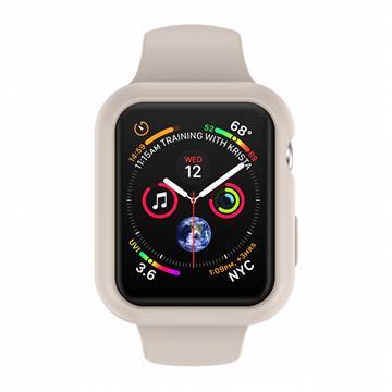 JTLEGEND Apple Watch S4 44mm保護殼-米