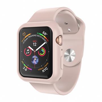 JTLEGEND Apple Watch S4 44mm保護殼-粉杏