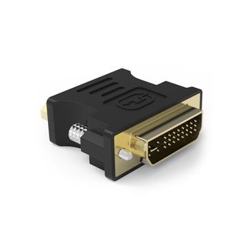 DIKE DVI公轉VGA母轉接器