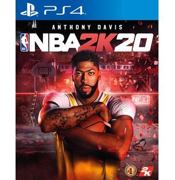 PS4 NBA 2K20 標準版