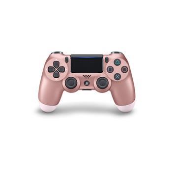 PS4 無線控制器 玫瑰金 ET (EP5.5) CUH-ZCT2G27