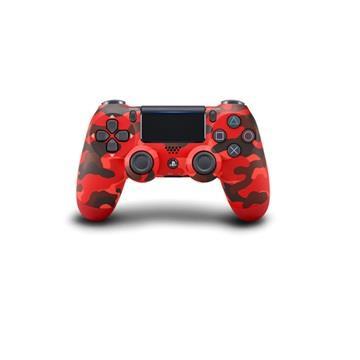 PS4 無線控制器 迷彩紅 ET (EP5.5)