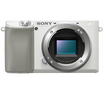 索尼SONY α6100可交換鏡頭相機 BODY 白