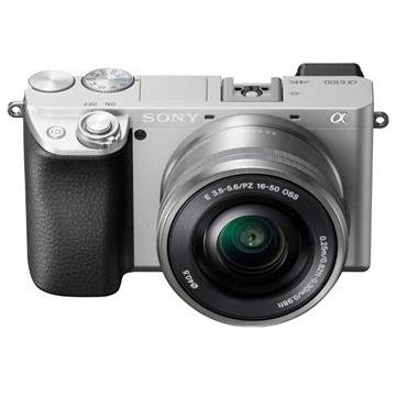 SONY α6100L可交換鏡頭相機KIT-銀