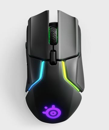 SteelSeries Rival 650無線滑鼠