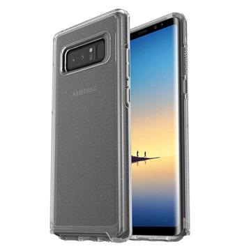 Otterbox Samsung Note8 Clear防摔殼-閃