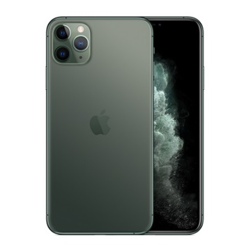 Apple iPhone 11 Pro Max 256GB 夜幕綠色