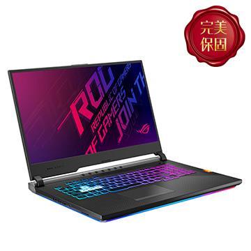 ASUS G731GU-黑 17.3吋電競筆電(i7-9750H/GTX1660TI/8GD4/512G+1T)