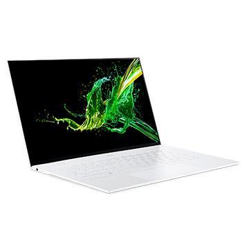 ACER SF714-白 14吋觸控筆電(i7-8500Y/16G/512G/0.89KG)