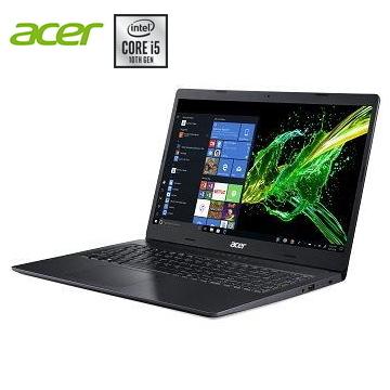 【教育價】ACER A315 15.6吋筆電(i5-10210U/MX230/4G/512G) A315-55G-50Z3