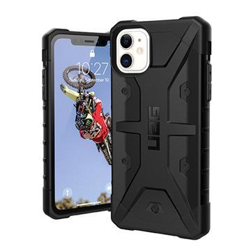 UAG iPhone 11 耐衝擊保護殼-黑