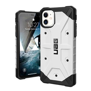 UAG iPhone 11 耐衝擊保護殼-白