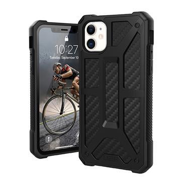 UAG iPhone 11 頂級版耐衝擊保護殼-碳黑 111711114242