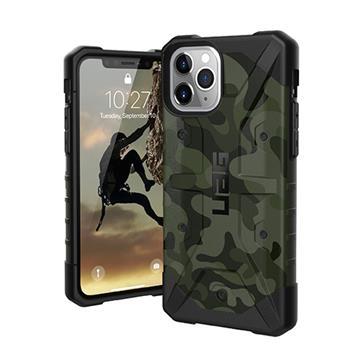 UAG iPhone 11 Pro 耐衝擊迷彩保護殼-綠