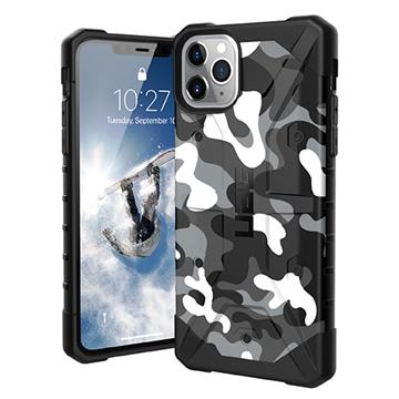 UAG iPhone 11 Pro Max耐衝擊迷彩保護殼-白