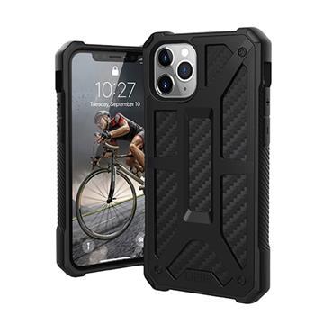 UAG iPhone11 ProMax頂級耐衝擊保護殼-碳黑