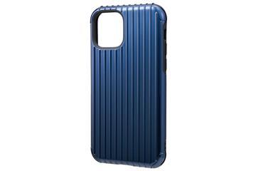 Gramas iPhone11 Pro軍規防摔經典手機殼-藍