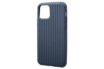 Gramas iPhone11 ProMax羽量經典保護殼-藍 CSCRL-IP03NVY