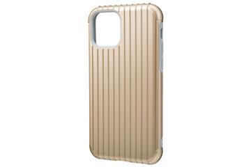Gramas iPhone 11 ProMax防摔經典手機殼-金 CHCRB-IP03GLD