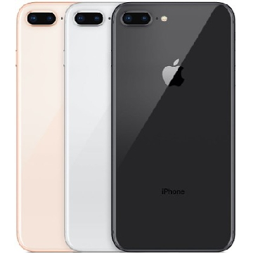 iPhone 8 Plus 128GB 銀色