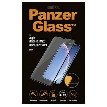 PanzerGlass iP11 ProMax 3D耐衝擊玻璃保貼