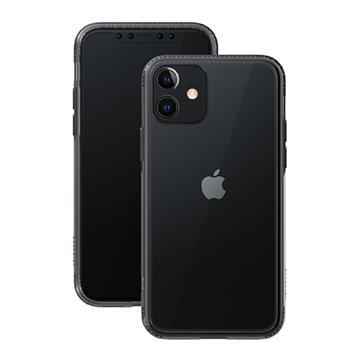 OVERDIGI iPhone 11 防撞抗刮透殼-透黑