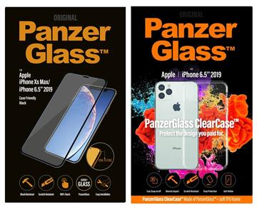 PanzerGlass iPhone 11 ProMax限量防護組合