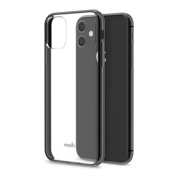 Moshi Vitros iPhone 11 超薄透亮保護殼-黑