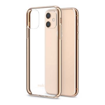 Moshi Vitros iPhone 11 超薄透亮保護殼-金