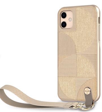 Moshi Altra iPhone 11 腕帶保護殼-棕