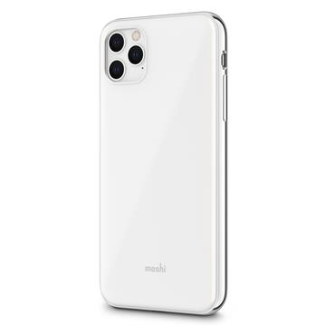 Moshi iGlaze iPhone 11 Pro 風尚晶亮保護殼-白