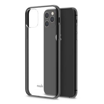 Moshi Vitros iPhone11 Pro Max超薄透亮保殼-黑