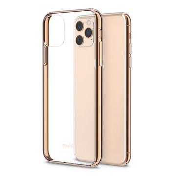 Moshi Vitros iPhone 11 Pro Max超薄透亮保殼-金
