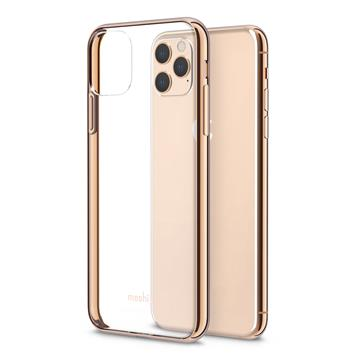 Moshi Vitros iPhone 11 Pro Max超薄透亮保殼-金 99MO103305