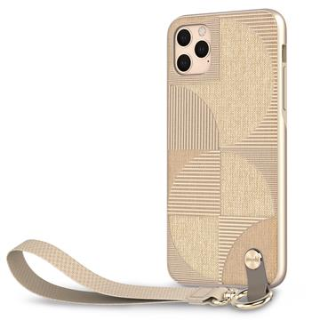 Moshi Altra iPhone 11 Pro Max 腕帶保護殼-棕